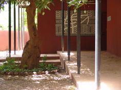 Biblioteca di quartiere a Kati Cokò, Repubblica Del Mali Emilio Caravatti 2004