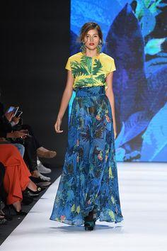 Pasarela Bettina Spitz - BFW - Bogotá Fashion Week