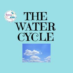 Activities for teaching about the water cycle. Water Cycle Activities, Learning Activities, Cycling, Science, Teaching, Kids, Young Children, Biking, Boys