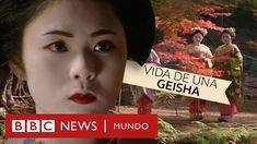 BBC Extra | La vida secreta de una Geisha Bbc News, Cultura General, Romance, Youtube, Videos, Movies, Movie Posters, Gardens, World