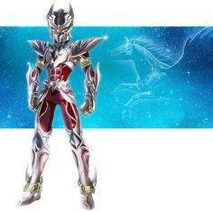 Seiya fan art (fan art de Cavaleiros do Zodíaco)