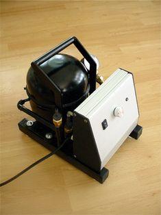 Réalisation Air Compressor Repair, Map Sensor, Vacuum Forming, Dental, Lab, Ideas, Homemade Tools, Vacuum Pump, Air Compressor