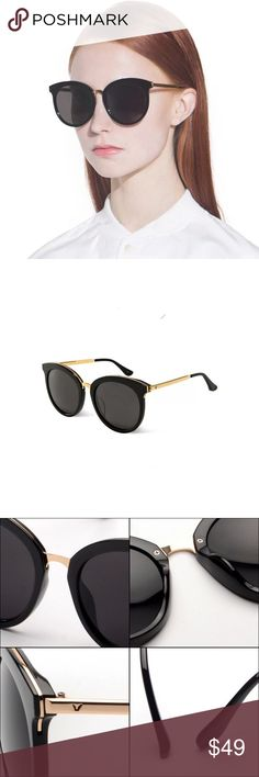 Round cat eye sunglasses It s the style everyone always have to at least  own one. 9994736211e4