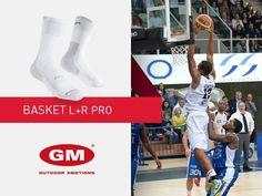 #calze GM #Basket L+R Pro con #JoshOwens ala/centro di Aquila Basket Trento http://www.calzegm.com/product/180-basket-lr-pro-soft-cotton/