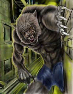 why werewolves are better than vampires