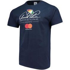 caf024b7807 Men s Ahead Navy Arnold Palmer Invitational Madison Event T-Shirt Arnold  Palmer Invitational