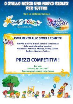 Polisportiva Spazio Stelle: a tutto sport a Stella di Monsampolo!