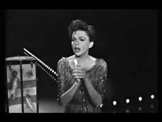 Judy Garland   *  Glory Glory hallelujah  *  Battle Hymn of the Republic...Judy performed this on Dec.13, 1963. It was meant to be a tribute to JFK, her good friend, but when she told CBS, CBS brass said NO, that it was too soon and too depressing. Although her friends and family knew it was a tribute to her dear friend, she was forced to sing it without referencing JFK.