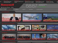 Honeywell - Digital Dashboard