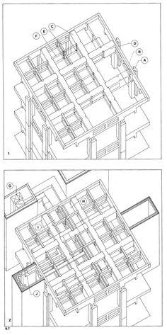 Richards Medical Center - Louis Kahn