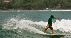 Santa Teresa Beach, Costa Rica. Del Mar Surf Camp