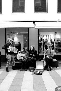 Street Show - Aarhus, Denmark