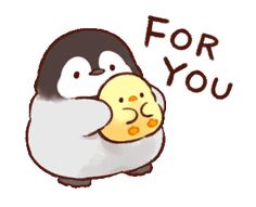Soft and Cute Chick 3 (Animated) | Line Sticker
