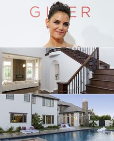 Going Back to Cali: Inside Katie Holmes and Suri's New Home!