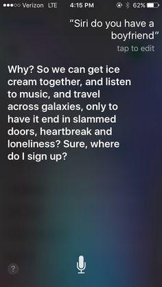 Lol Siri knows everything