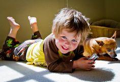 The Boy - Lotus Carroll Photography