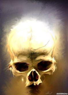 Рисунок лежащего человеческого черепа без челюсти — Рисунки на аву Dark Fantasy Art, Dark Art, The Lovely Bones, Sweet Station, Skull Painting, Skull Artwork, Skeleton Art, Skull Design, Skull And Crossbones
