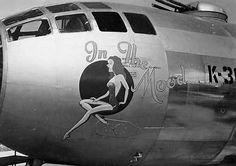 Image result for B-29 Superfortress Nose Art