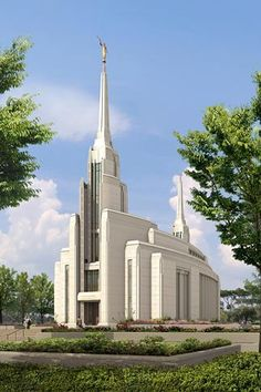 Rome Temple. One day I WILL go there. One of my biggest dreams in life.