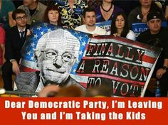 A true Progressive Party... #stillsanders #seeyouinphilly
