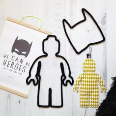 Des figurines reproduites en tricotin - Marie Claire Idées