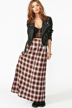 Nevermind Maxi Skirt IT'S BACK IN STOCK AHH DROOOL!