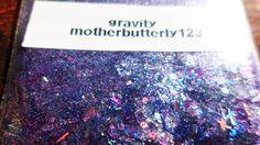 Gravity Glitter Mix