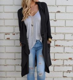 65 Fall Outfits for School to COPY ASAP Loving these perfect fall outfit ideas that anyone can wear teen girls or women. The ultimate fall fashion guide for high school or college. Super simple outfit with jeans and ankle boots… Continue Reading → Fall Outfits 2018, Autumn Fashion Women Fall Outfits, Mode Outfits, Spring Outfits, Fall Fashions, School Outfits, College Outfits, Outfits 2016, Warm Fall Outfits