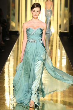 Mireille Dagher  Haute Couture S/S 2013-- How did I not know of this designer!!!!