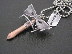 The 100 #lexa, Commander Lexa,Heda Necklace -Lexa-Heda. Sword Lexa necklace stainless steel #heda #clexa