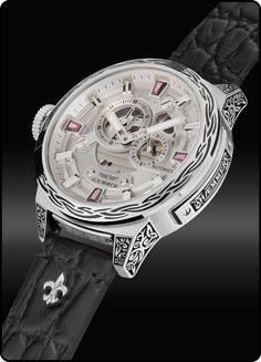 """Die RD-200 """"PINK PASSION"""" spiegelt den unmissverständlichen Charakter der REBELLIOUS-Kollektion und das Credo der Marke HÆMMER eindrucksvoll wieder. Sie ist ein Symbol für die, die anders denken, den Willen haben Grenzen zu überschreiten und das Bedürfnis verspüren, das Gewöhnliche hinter sich zu lassen. #watch #damenuhr #frauenuhr #uhr #luxus #frauensachen #luxusuhr Black Rocks, Ladies Watches, Pink, Lady, Ocean, Accessories, Shopping, Luxury Watches, Diving Watch"""