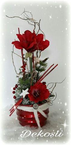 Iarna in culori si flori