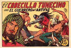 imagenes del comic el guerrero del antifaz años50 - Buscar con Google