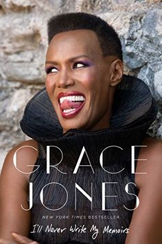 papermagazine: Grace Jones is Finally Releasing Her Memoir This is going to be incredible! I love Grace Jones! Grace Jones, Ms Jones, Studio 54, James Bond, Jean Paul Goude, Shows, Blogging, Amazing Grace, Tupac Shakur