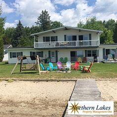 These 3-5 bedroom cottage rentals in northern Michigan still have summer availability!   Flotow Mullett Lake Cottage (June 20-27, July 18-25, August 1-8); Willkommen Cottage on Mullett Lake (June 27- July 4, July 25- August 1);Cozy Lake Huron A-Frame Cottage (Many weeks in July and August)  Book direct with the local manager for the best rate!