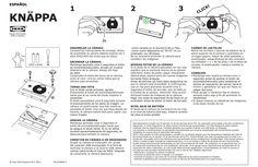 Manual en español de la cámara digital de cartón de IKEA