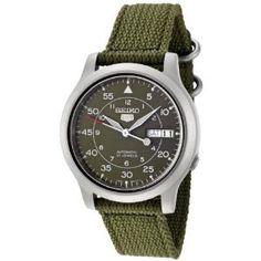 Seiko SNK805K2 Uhr: Seiko: Amazon.de: Uhren