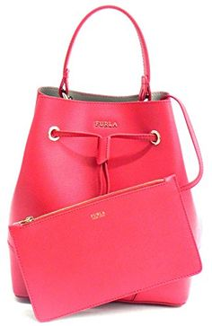 0dfa2a92b7e3e FURLA Furla Stacy Small Drawstring Top-Handle Bag.  furla  bags  hand bags