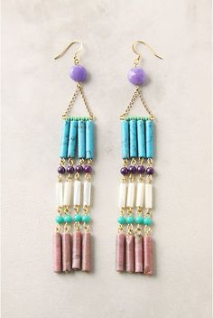 Knock it Off! Anthropologie's Vaqunnon Earrings