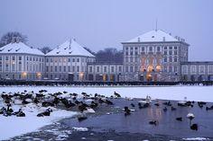 Nymphenburg Schloss, München
