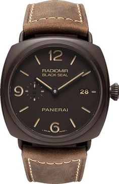d4a0c974e795 Panerai radiomir composite black seal 3 days pam00505