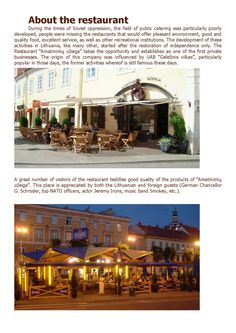 About us Tester O.Z. www.vasilki.by/ #about us #restaurant