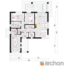 Dom w błękitkach Bud, Floor Plans, Gem, Human Eye, Knob