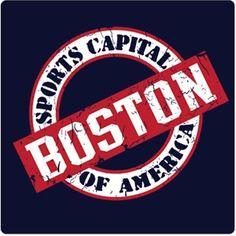 Boston Sports Capital Of America T-Shirt