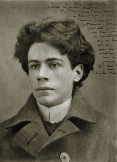 My Daguerreotype Boyfriend, the mentally ill poet. Émile Nelligan, age 20 in 1899. First published at 16, this French-Canadian poet suffered a mental breakdown the same year this photograph was taken. He never recovered.