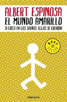 El libro amarillo es aquel libro que todo el mundo debería leer. Por eso, si es el cumpleaños de alguien a quien aprecio, lo acostumbro a regalar. Al acabar el libro te sucederán dos cosas: sonreirás y veras que el mundo esta lleno de personas amarillas :-)