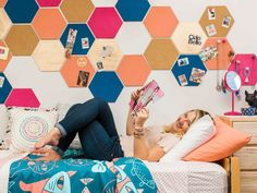 Dorm Decorating Idea by HGTV - Shutterfly.com