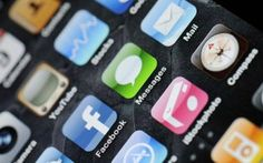 Is your smartphone bulging with apps? A new report says you're not alone.