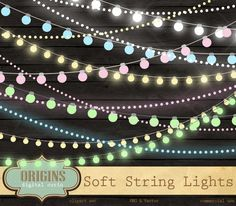 String Lights With Clips String Lights Clip Art  Clip Art Creative And Lights