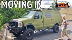 We move into the new Classic by Sportsmobile and learn about the capabilities of this adventure van. Ambulance, Pop Top Camper, Off Road Rv, Rv Homes, The New Classic, Cool Campers, Cool Vans, Truck Camper, High Top Vans